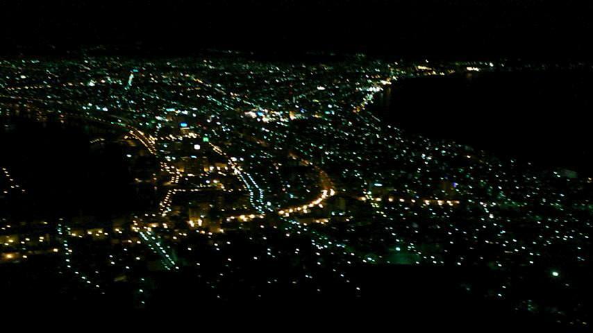 十三夜の函館