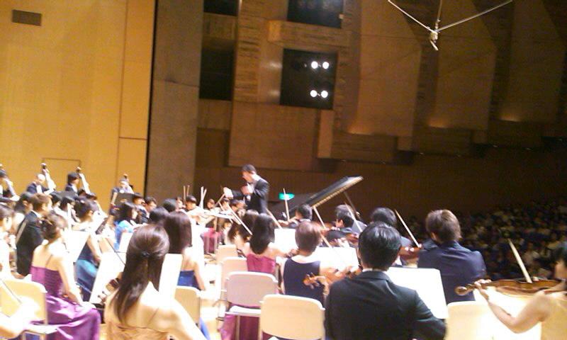 親子で楽しめる国立音楽大学ファミリー・コンサート2011