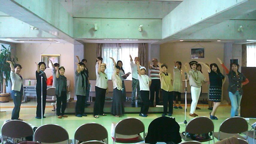 プラスαレッスン2011.9.29